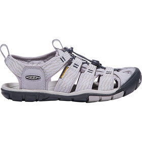 Keen Clearwater CNX Sandals Dame dapple grey/dress blue